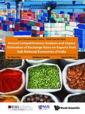 cover image of Annual Competitiveness Analysis and Impact Estimation of Exchange Rates On Exports From Sub-national Economies of India